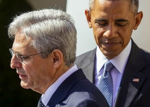 Judge Garland and President Obama