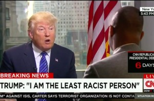 """I am not a racist..."""